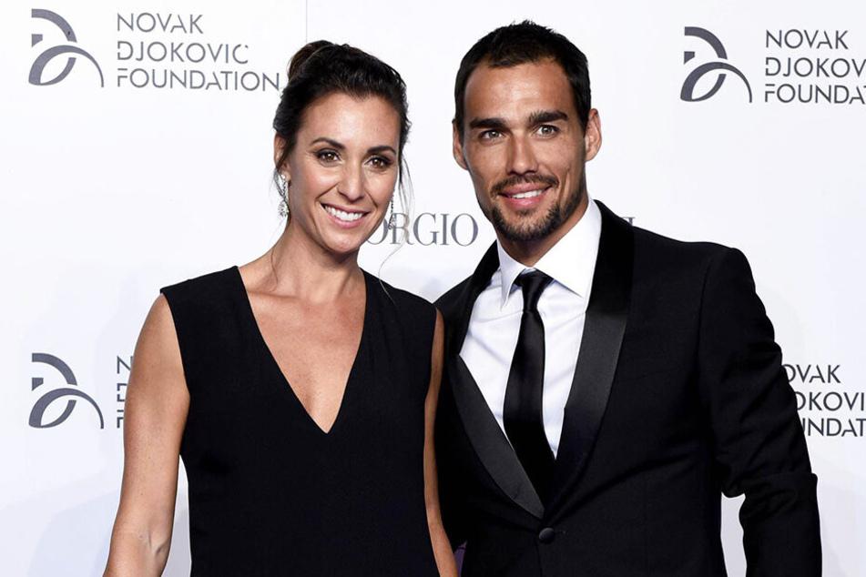Flavia Pennetta und Fabio Fognini erwarten nach Sohn Federico wieder Nachwuchs.