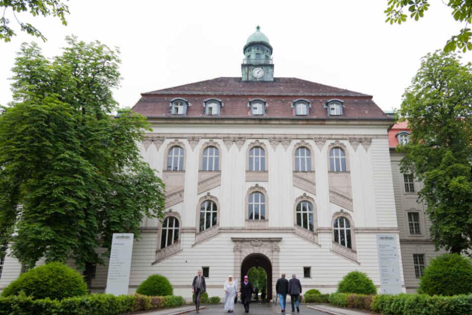 Lisa wird im Deutschen Herzzentrum Berlin behandelt.