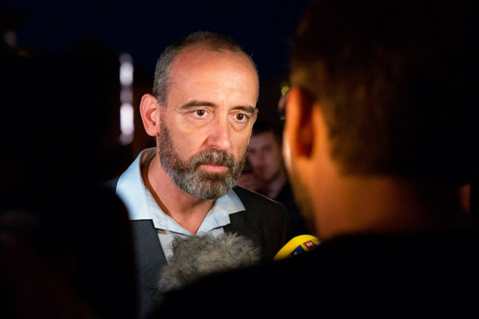 OB Alexander Ahrens zeigte sich schockiert über die Ereignisse in seiner Stadt.