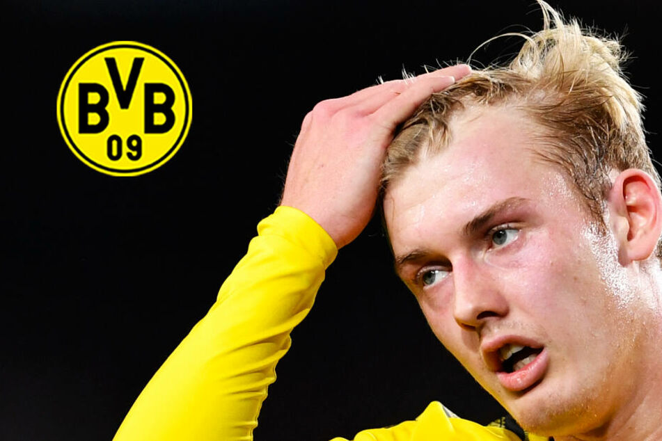 BVB-Star Julian Brandt fällt mit Verletzung aus!