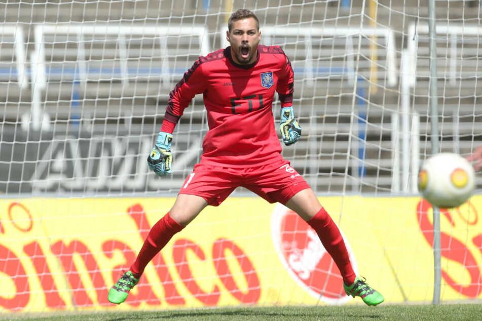 Latendresse-Levesque unterschrieb erst vor wenigen Tagen den Vertrag bei BSG Chemie Leipzig.