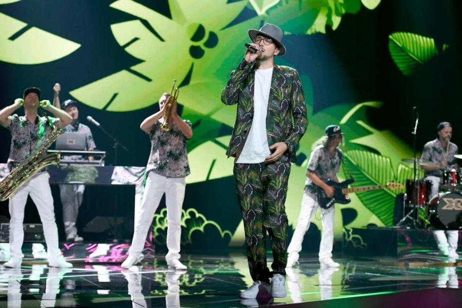 """Kölner Band gewinnt Finale von """"X Factor"""" 2018"""