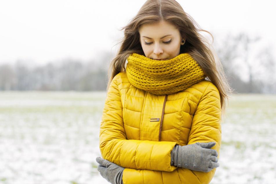 Vor allem in den Nächten wird es sehr kalt. Schneefall ist in Gebirgslagen möglich.