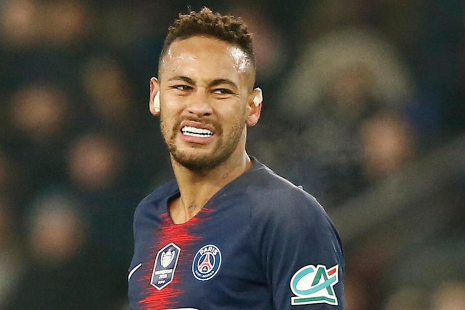 Verletzungen, Ausraster, Ermittlungen - Neymar ist mit allem beschäftigt, nur nicht mit Fußball.