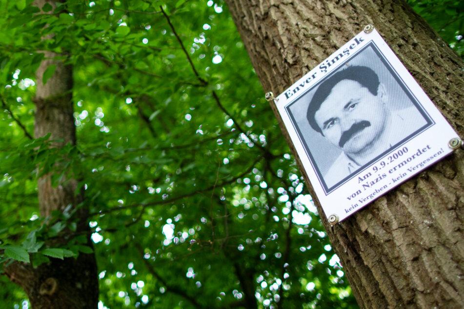 Kundgebung zum Gedenken an NSU-Opfer Enver Simsek: Rund 300 Menschen vor Ort