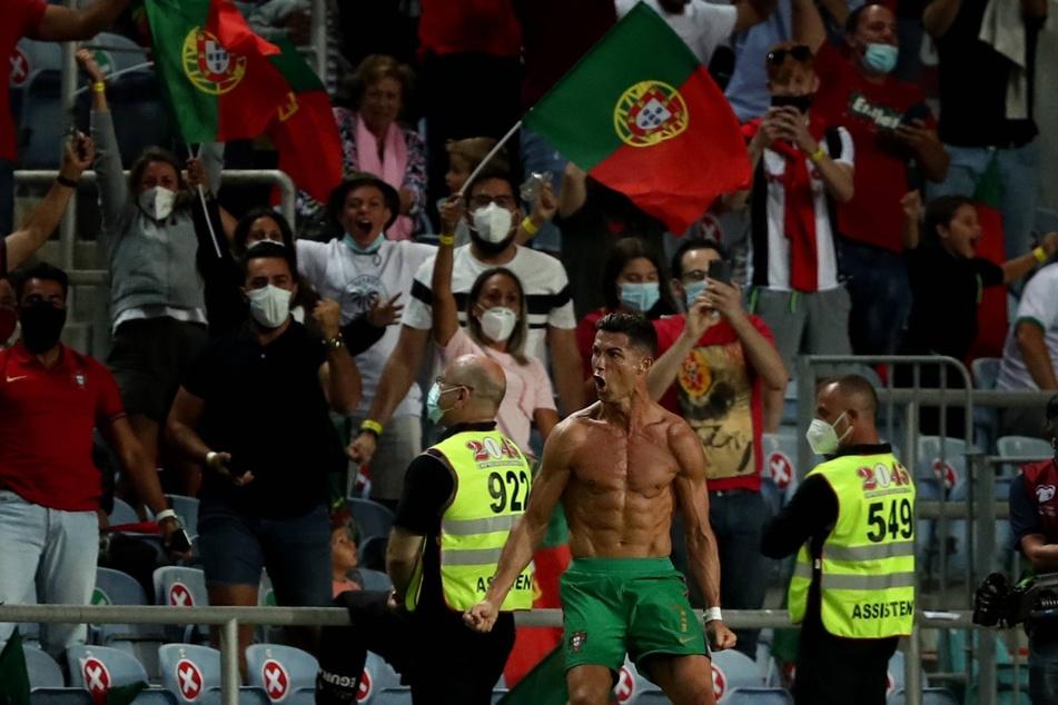 Cristiano Ronaldo (36) machte einmal mehr den Unterschied.