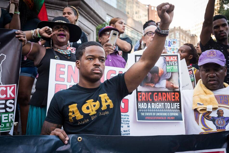Eric Garner: Judicial inquiry begins seven years after chokehold death