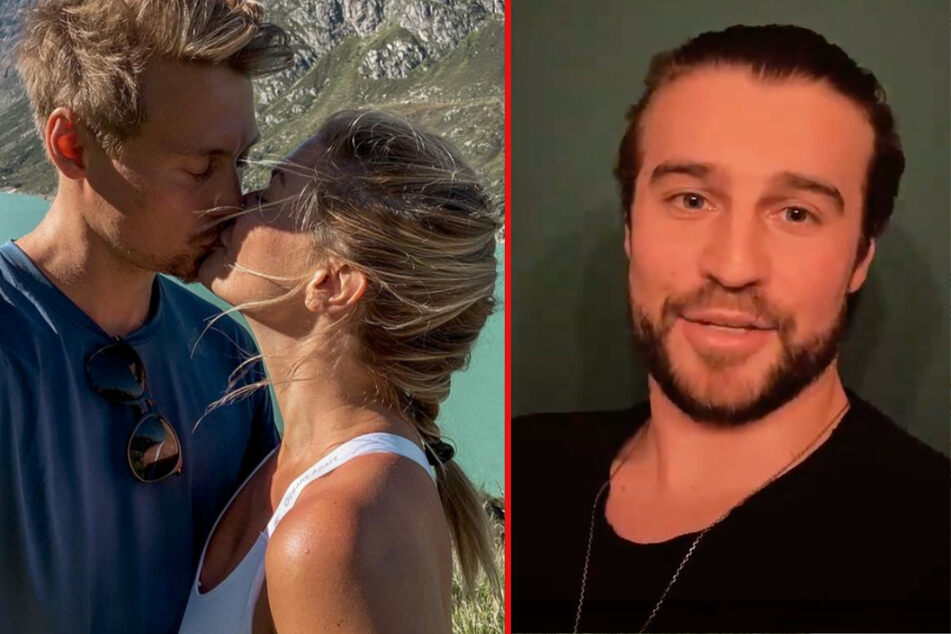 Bachelorette: Alex gratuliert Ex Nadine Klein zur Verlobung und plaudert pikantes Detail aus!