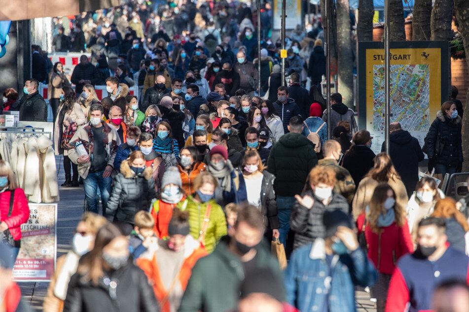 Corona in Baden-Württemberg: Durchwachsener Start ins Adventsgeschäft