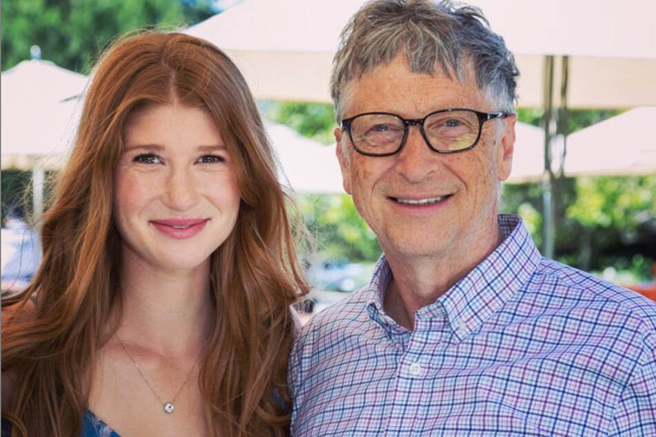 Bill Gates' daughter speaks out on coronavirus conspiracy theories