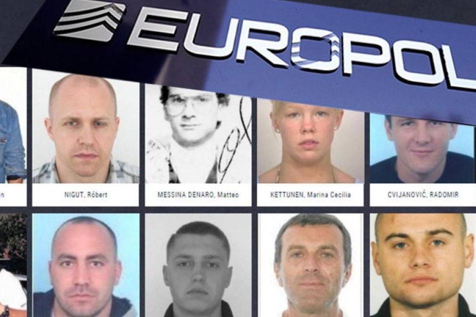 Das sind die schlimmsten Verbrecher Europas