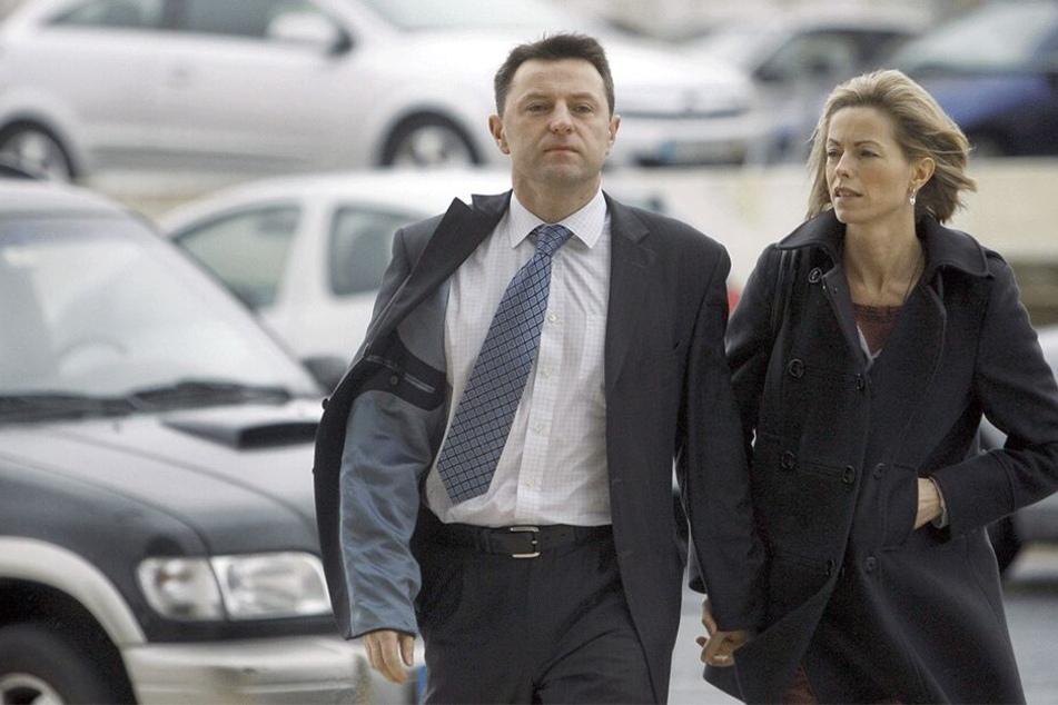 Gerry und Kate McCann haben sich bisher nicht zu Dr. Mark Perlins Vorschlag geäußert.