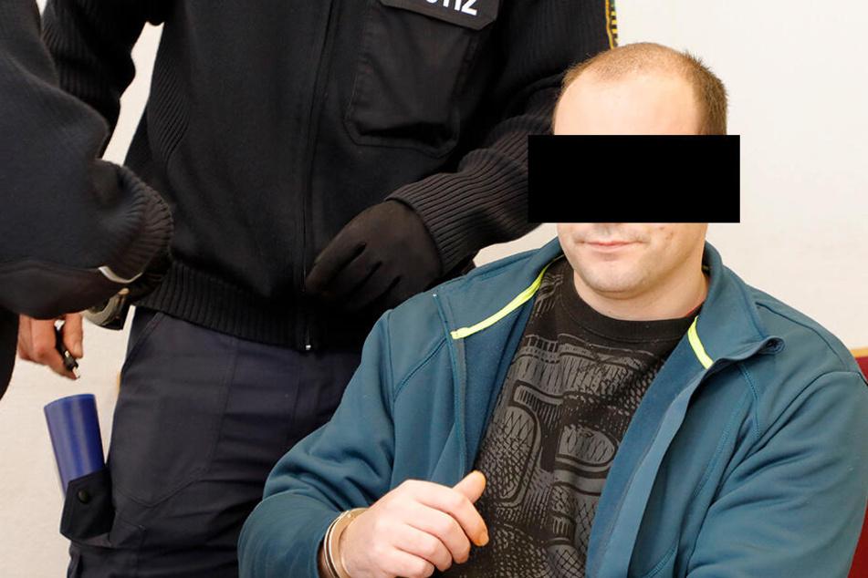 Ronny S. wurde am Dienstag zu elf Jahren Haft verurteilt.