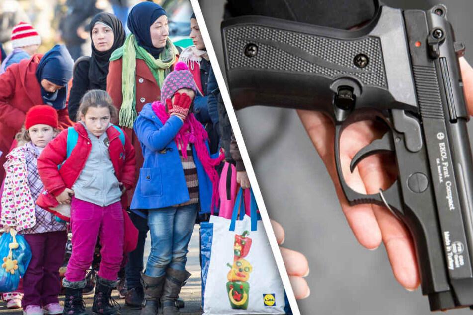 Seit Beginn der Flüchtlingskrise: Bayerische Bürger decken sich mit Waffen ein