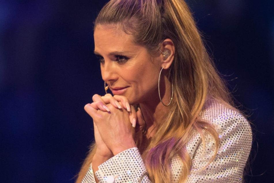 Wen schickt Heidi Klum (44) am Donnerstag nach Hause?