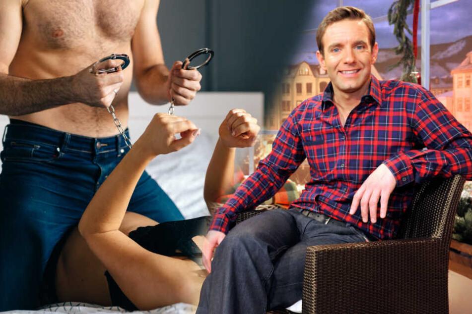 Der Freitagabend wird wieder heiß: Peter Imhof widmet sich ausführlich den Themen Bondage, Pornos und Sexshops.