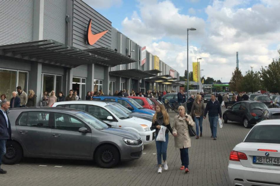 Nur Heute Riesiger Flash Sale Im Ochtum Park Bei Bremen Bis Zu 70