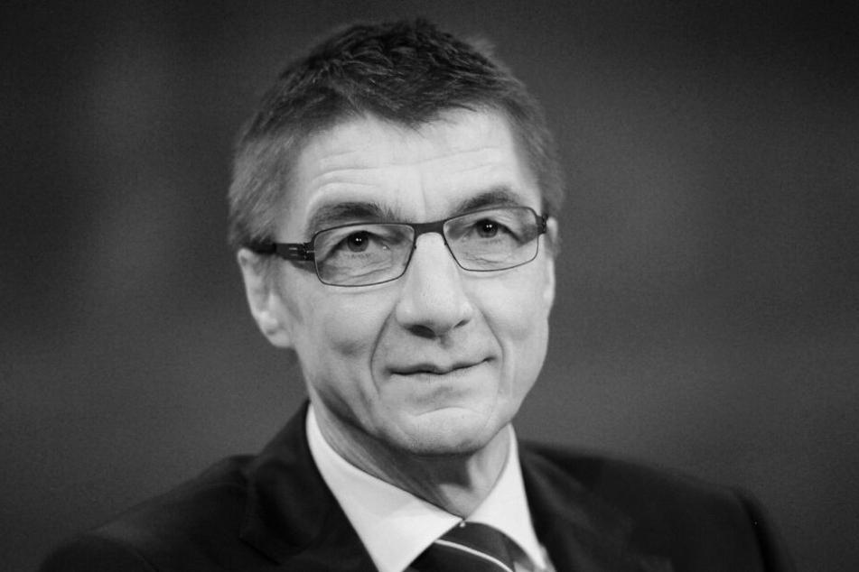 Andreas Schockenhoff starb 2014 im Alter von 57 Jahren und war stellvertretender Vorsitzender der CDU/CSU-Bundestagsfraktion.