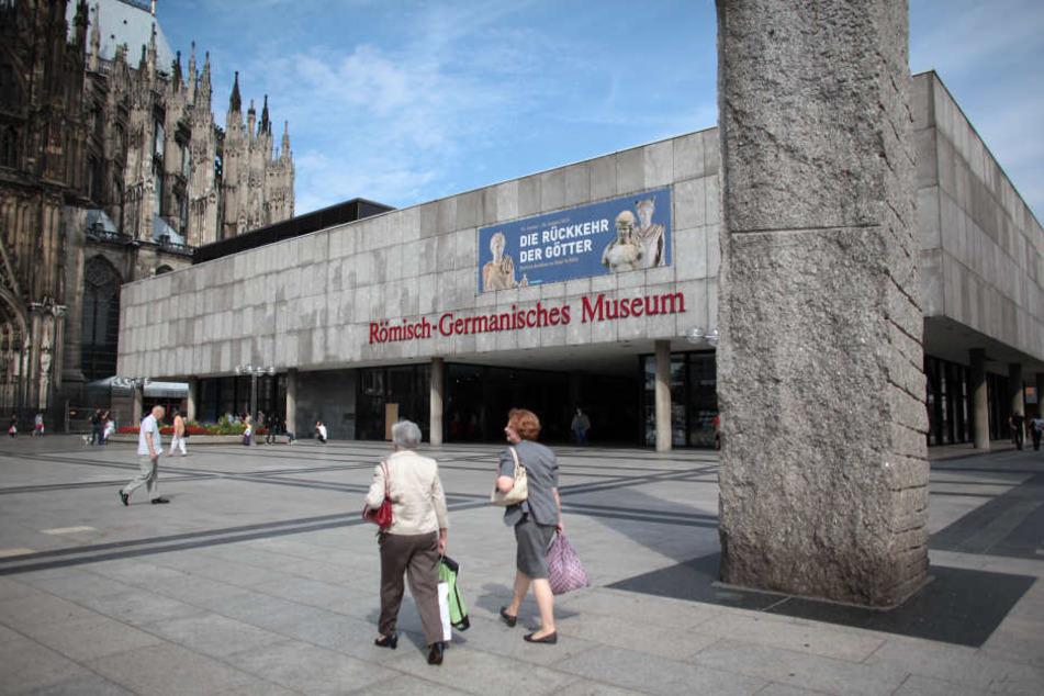 Das Römisch-Germanische Museum bekommt bis 2024/25 ein neues Zuhause (Archivbild).