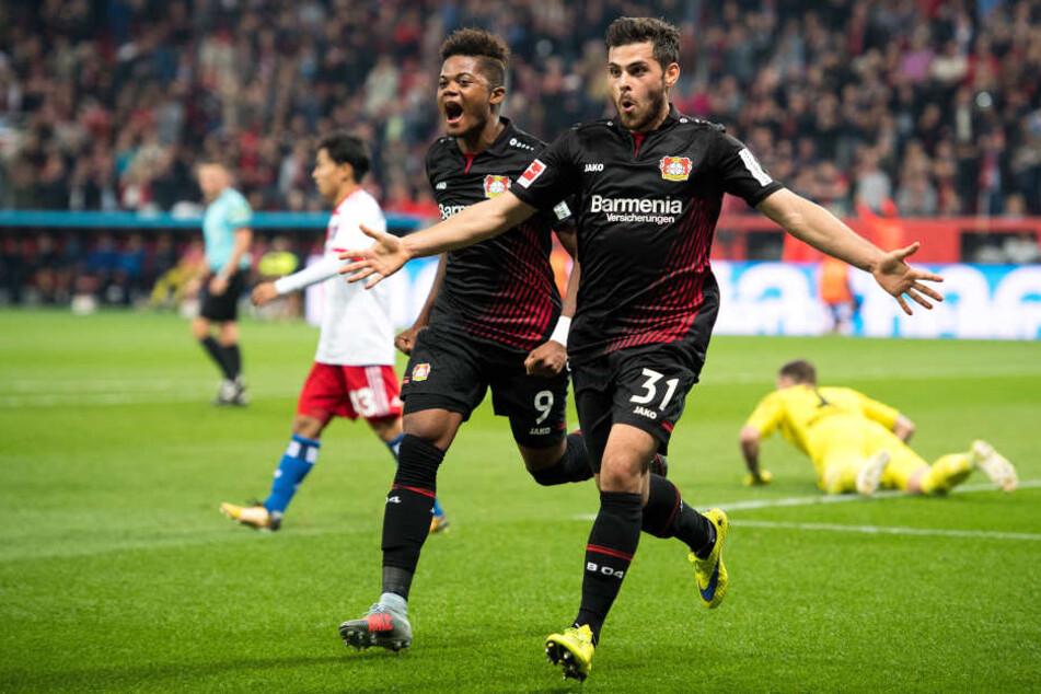 Bereut Kevin Volland seinen Wechsel nach Leverkusen, mit denen er im zweiten Jahr nicht international spielt?