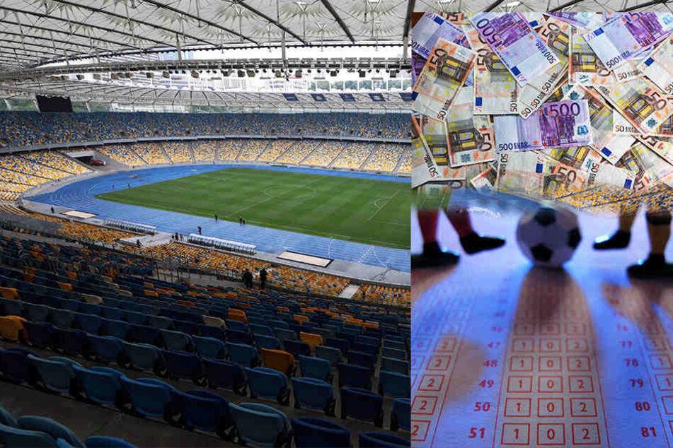 Fußball-Wettskandal in der Ukraine: Landesweite Razzien!