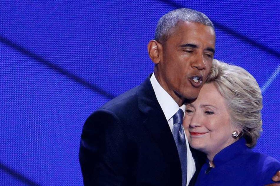 Sprengsätze in Post von Barack Obama und den Clintons gefunden