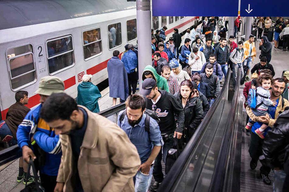 Laut neuesten Zahlen entspannt sich die Lage der ankommenden Flüchtlinge in NRW.