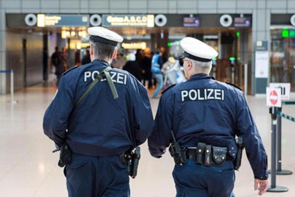 Bundespolizisten mussten helfen (Symbolfoto).