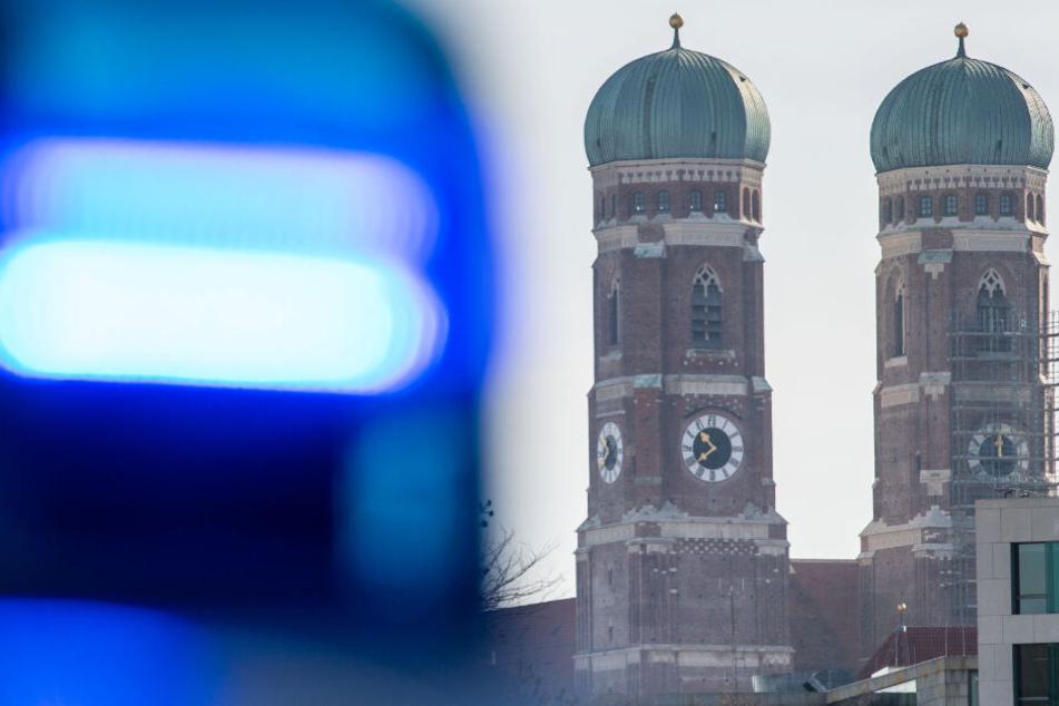 Die Polizei fahndet nach dem Einbruch in München mit Hochdruck. (Symbolbild)