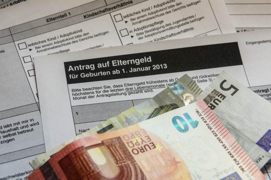 Mit einer Adresse in Chemnitz wollten sich zwei Ex-Polizisten Elterngeld ergaunern. (Symbolbild)