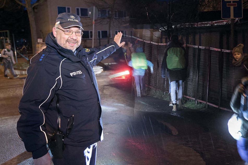 Darum stehen diese sächsischen Schulen jetzt unter Polizeischutz