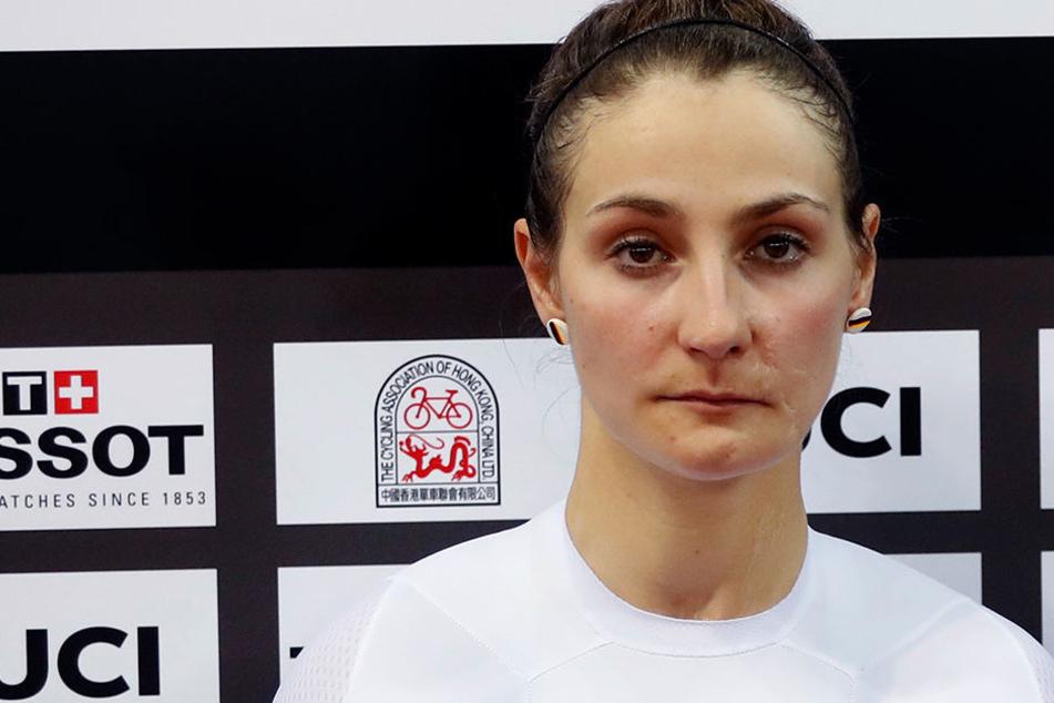 Olympia-Siegerin Kristina Vogel gab nun die Schockdiagnose nach ihrem Horrorsturz bekannt.