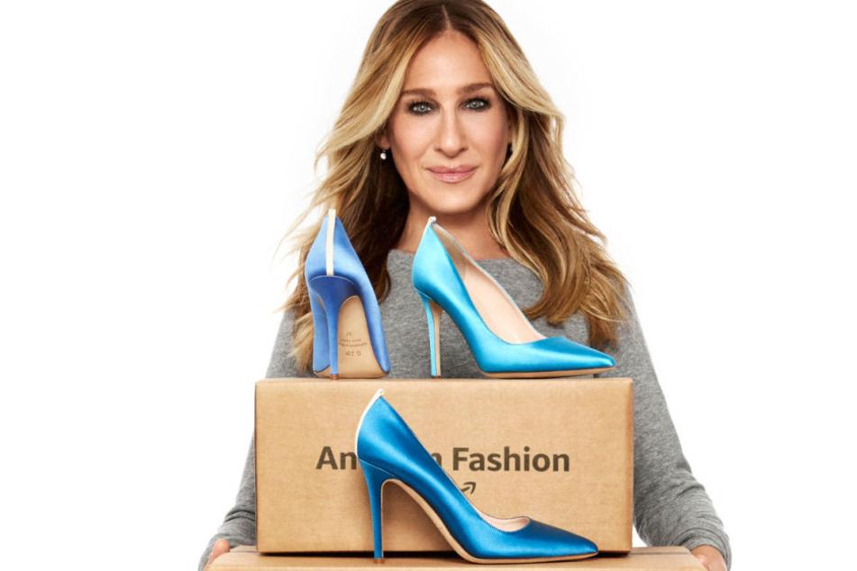 Schuhkollektion von SJP by Sarah Jessica Parker (52) mit exklusiven Farben ab Oktober erhältlich.