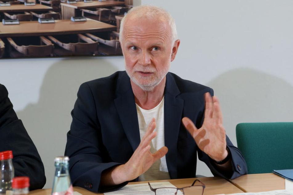 Stadtrat berät über Chemnitzer OB-Wahl