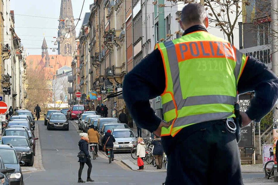 Polizei macht Jagd auf Kriminelle in der Neustadt