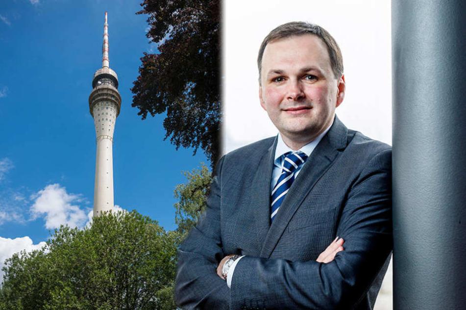 Linke-Schollbach kämpft für Dresdens Ostmoderne