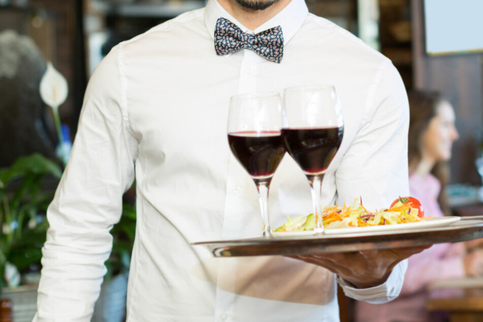 Ein Kellner hat in einem Berliner Restaurant auf einen Koch eingestochen (Symbolbild).