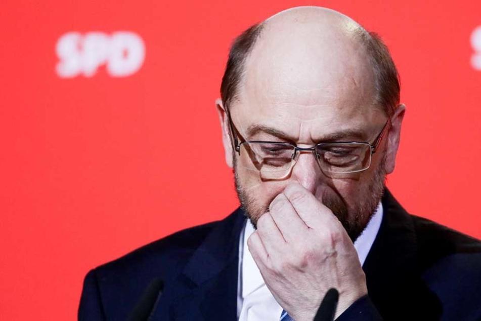 SPD entzieht das Vertrauen: Schulz wird kein Außenminister