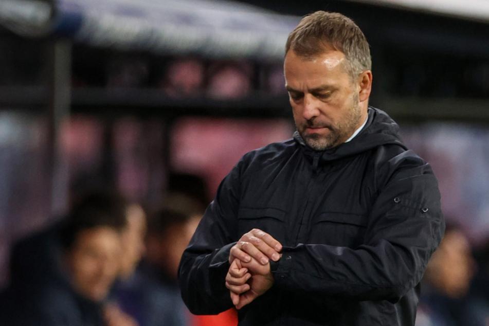 Hansi Flick (56) verkündete nach dem Sieg gegen Wolfsburg, dass er nach der Saison den FC Bayern verlassen möchte.