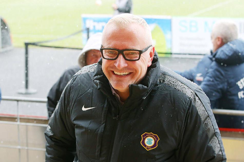 Geschäftsführer Michael Voigt.