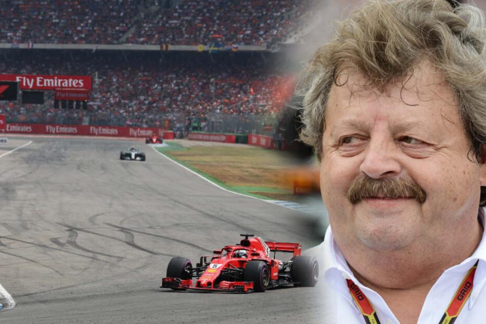"""""""Sieht relativ schlecht aus"""": Nächstes Jahr keine Formel 1 am Hockenheimring?"""