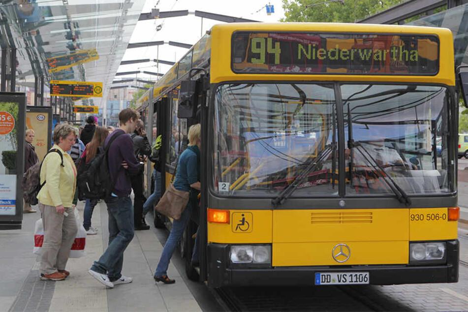 DVB planen neue Buslinien im Norden von Dresden
