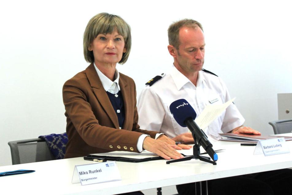 """Oberbürgermeisterin Barbara Ludwig findet Fremdparker auf Frauenparkplätzen """"respektlos""""."""