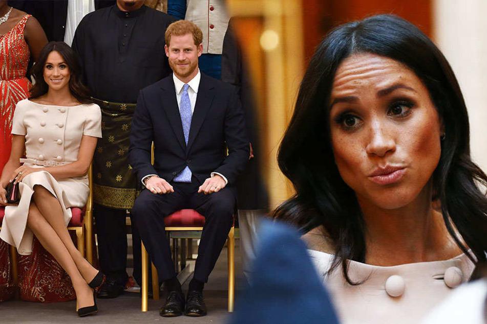 Böse Meghan! Damit sorgt die Herzogin mal wieder für einen Skandal
