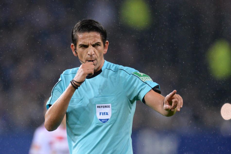 Deniz Aytekin scheiterte im Sprint-Test knapp und wird somit zum Saisonstart der Bundesliga fehlen.