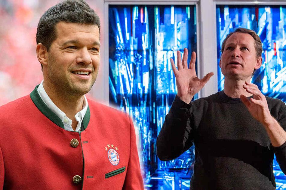 Chemnitz: Michael Ballack ist schon sein Fan: David Schnell stellt in Chemnitz aus
