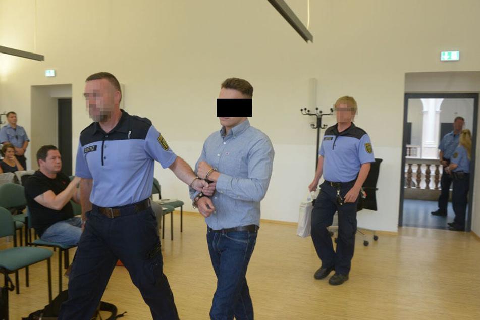 Florian N. ist ebenfalls angeklagt.