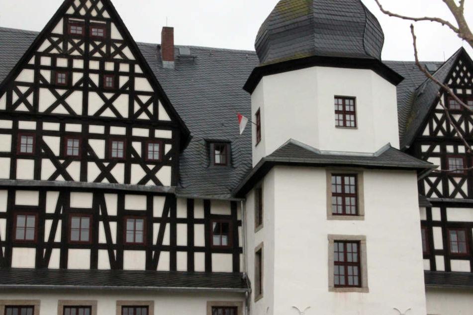 Schloss Treuen wurde von einer Ruine zum Schmuckstück!