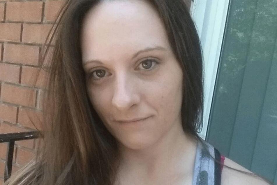 Jessica Donovan (35) auf einem Selfie.