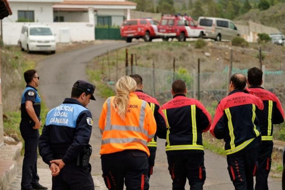 Am Mittwoch entdeckte ein Suchtrupp die Leichen der Frau (39) und ihres Sohnes (10) in einer Höhle auf der Ferieninsel Teneriffa. Ein weiterer siebenjähriger Sohn konnte flüchten.
